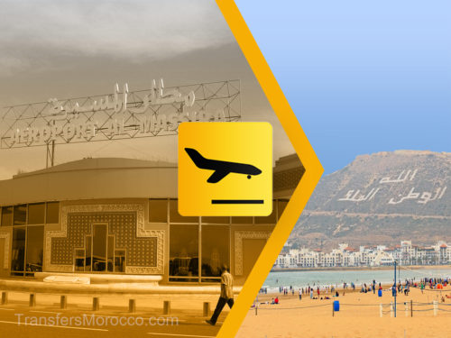 Agadir Airport to Agadir City
